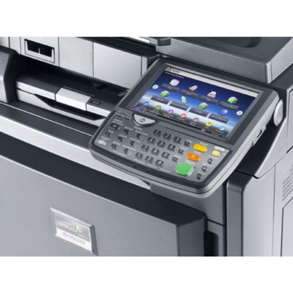 Kyocera TASKalfa 2551ci touchscreen