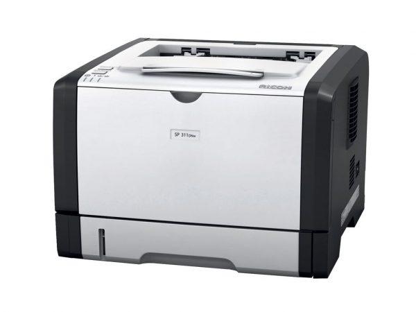 Ricoh SP311 Zwart-Wit Laserprinter Nieuw in doos 1 ricoh sp 311dn 2